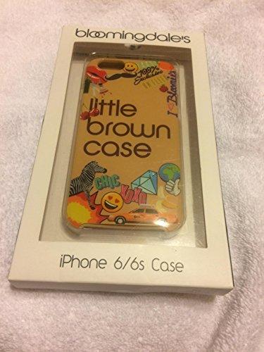bloomingdale-emoji-little-brown-i-phone-6-6s-case
