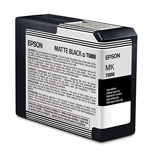 Epson T5808 UltraChrome Matte Cartridge