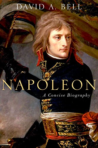 a book review by Nathaniel Moir: Napoleon: A Concise Biography