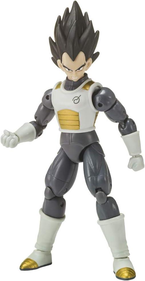 Statuetta Dragon Ball stars action figure bandai -  vegeta - 35995 17 cm