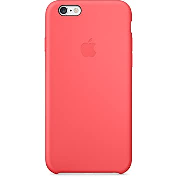 Apple MGXT2ZM/A - Funda de silicona para Apple iPhone 6