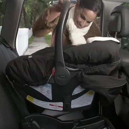 Amazon.com: Cubierta acogedora, Negro: Baby