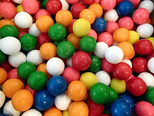 Ford Gumball (Ford Assorted Gumballs 1 inch Diameter | 1 | 3 pound (48 OZ))