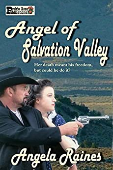Angel of Salvation Valley by [Raines, Angela]
