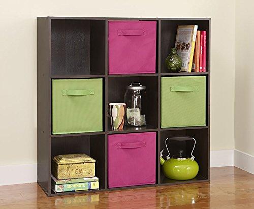 Ordinaire Amazon.com: ClosetMaid 8937 Cubeicals Organizer, 9 Cube, Espresso:  CLOSETMAID: Home U0026 Kitchen
