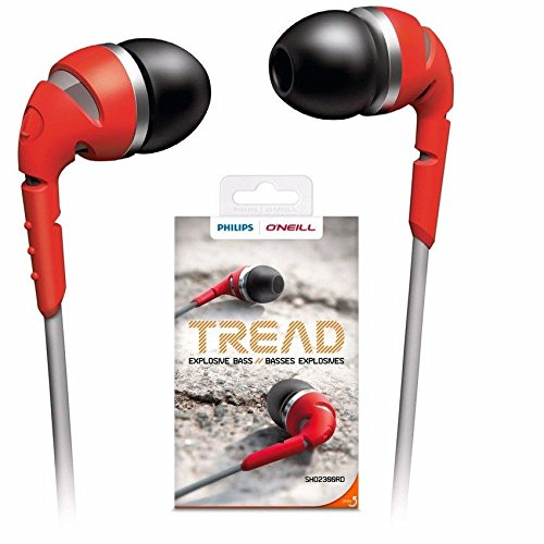 Philips O'Neill SHO2300RD/00 In-ear Red