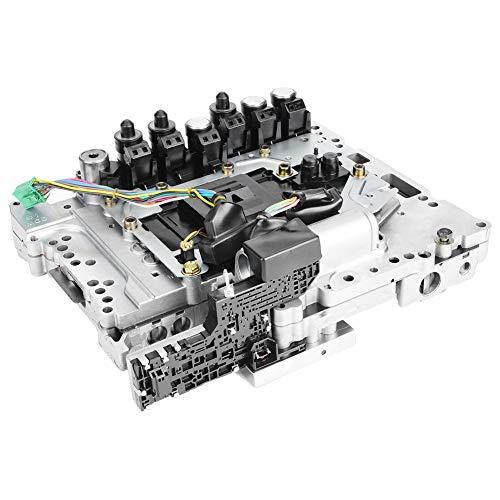 Gorgeri Remanufactured Transmission Shift Valve Body Control w/Solenoid  Pack for HYUNDAI INFINITI KIA NISSAN ARMADA RE5R05A