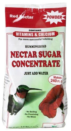 (Homestead 2.5 lb Hummingbird Red Nectar Sugar Concentrate (Powder) - 4302)