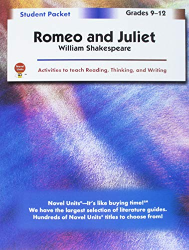 Romeo & Juliet - Student Packet by Novel Units ()