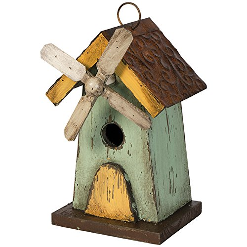 Carson Home Accents Windmill Birdhouse by Carson
