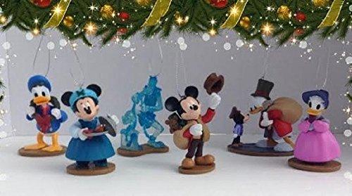 Mickey's Christmas Carol Ornament Set