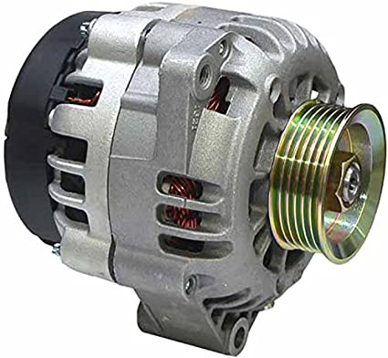 DB Electrical ADR0130 New Alternator For Chevy S10 Pickup Truck 2 2L 2 2 98  99 00 01 02 03 1998 1999 2000 2001 2002 2003 Gmc Sonoma S10 Pickup, Hombre