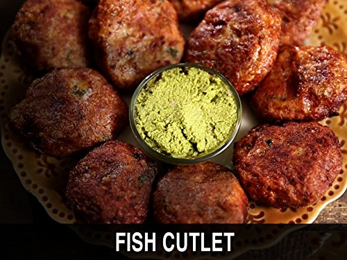 Clip: Easy To Make Fish Cutlet