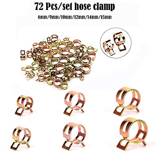 Bestselling Hydraulic Spring Hose Clamps