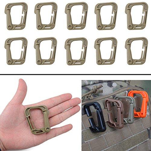 XTACER Tactical Multipurpose Locking Keychain product image