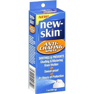 Amazon Com New Skin Anti Chafing Spray 1 Fl Oz Facial
