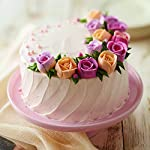 Wilton decorator preferred cake decorating set, 48-piece 12 buttercream decorators dream: everything you need to create amazing cakes for birthdays, mother's day, weddings, baby showers and special events. Adorn your creation with beautiful blooms including large rosettes and multi-colored star blossoms. 48-piece set includes: 4 couplers, 4 tip covers, cleaning brush, flower nail, decorating bags, 2 spatulas, 2 bake even cake strips and 16 decorating tips to make beautiful flowers and designs. All you need to decorate cakes, pastries and cupcakes. Elegant orgainization: comes in an attractive clear storage caddy. A lift-out compartment holds tips, icing colors and couplers. Plus the lid fits underneath to save valuable decorating space. It's easy to find what you need when you need it.