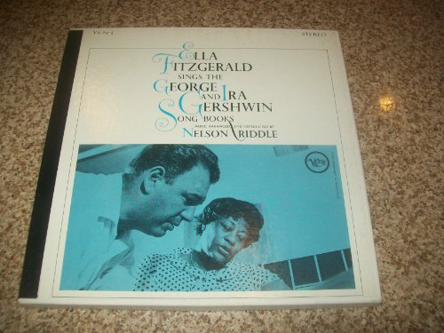 Ella Fitzgerald Sings the George and Ira Gershwin Song Books (5 LP Box ()
