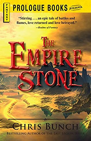 book cover of The Empire Stone