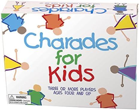 [해외]Pressman Charades for Kids / Pressman Charades for Kids
