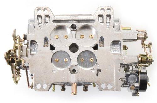 Edelbrock 1400 Performer 600 CFM Square Bore 4-Barrel Air Valve Secondary Electric Choke New Carburetor