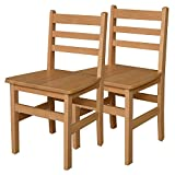 Wood Designs WD81802 18'' Chair, Carton of (2)