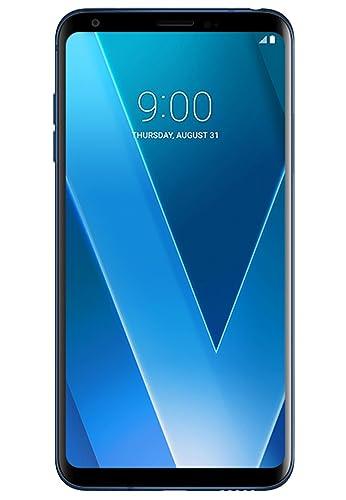LG V30+ H930DS 128GB/4GB Dual Unlocked Smartphone Blue