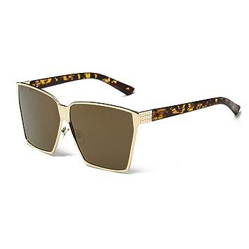 Luziang Americana Popular Gafas de Sol Retros Hombres y ...