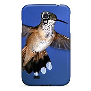 Tpu Fashionable Design Fly Lovely Bird In The Sky Rugged Case Cover For Galaxy S4 New