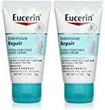 Eucerin Intensive Repair Extra-Enriched Hand Creme, 2.7 Ounce (Pack of 2)