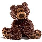 "GUND Philbin Chocolate 12"" Teddy Bear"