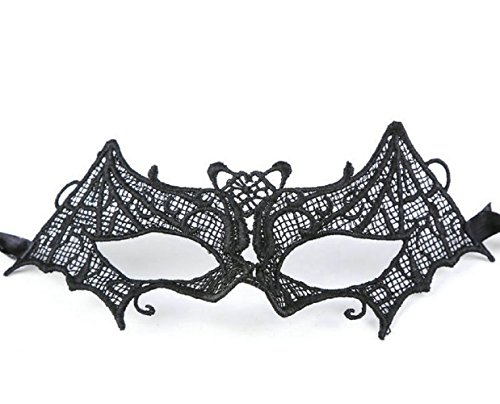 [Yontree Halloween Mask Sexy Lace Mask for Masquerade Party Fancy Dress] (Really Sexy Halloween Costumes)