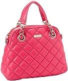 Kate Spade New York Gold Coast Small Georgina PXRU4081 Shoulder Bag,Zinnia Pink,One Size, Bags Central