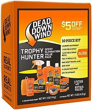Dead Down Wind Trophy Hunter Kit de Cazador de trofeos, Hombre, 0, 1 Pack: Amazon.es: Deportes y aire libre