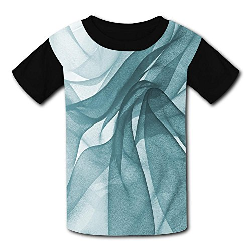 Net Cloth Child Short Sleeve Fashion T-Shirt Of Boys And Girls Xl ()