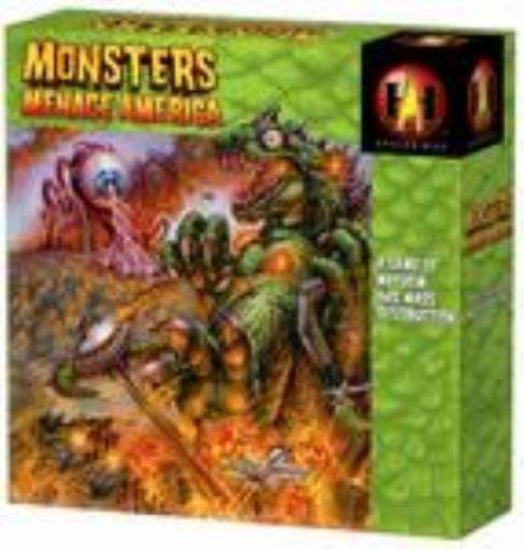 Monsters Menace America -