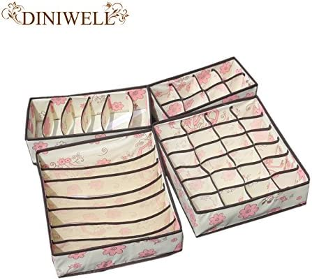 Desconocido Generic - Caja separadora de cajones para Corbatas ...