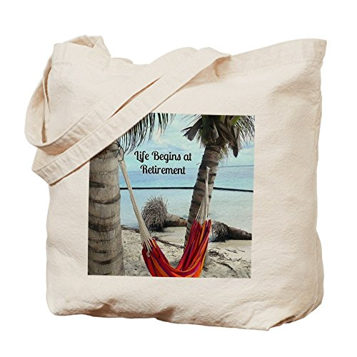 CafePress Hammock Retirement Natural Shopping
