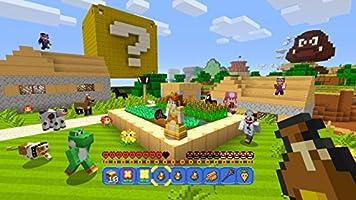 Minecraft - Edición Estándar, Nintendo Wii U, Disco, Versión 31 ...