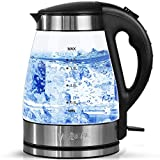 Best Electric Tea Kettle Glasses - VIVREAL Electric Kettle - Water Kettle Tea Kettle Review