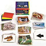 Language Builder Picture Noun Cards by Andrews Corner