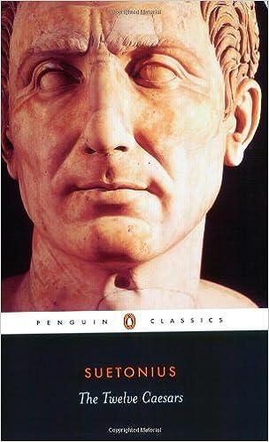 Amazon The Twelve Caesars Penguin Classics 9780140449211 Suetonius Michael Grant Robert Graves Books