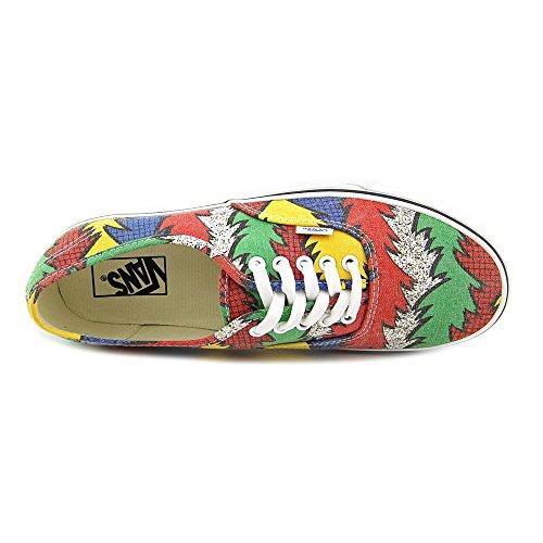 MU Multicolore Sneaker VVOEAX4 AUTHENTIC FRIENDSHIP Vans Rosso U Unisex Adulto 4wat1UUqx