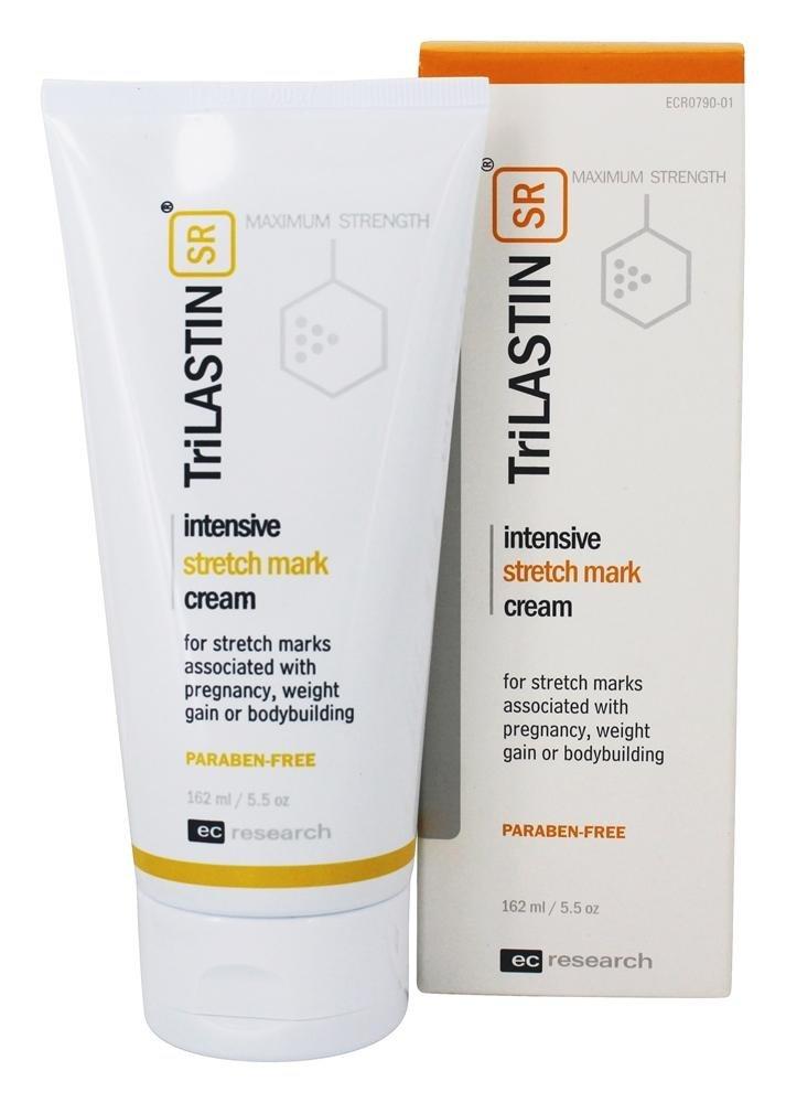 New Trilastin Sr Maximum Strength Stretch Mark Cream 5 5oz