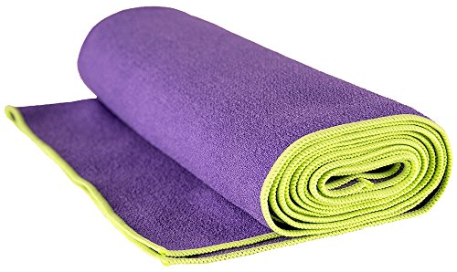 Hot Yoga Towel Mat Slip