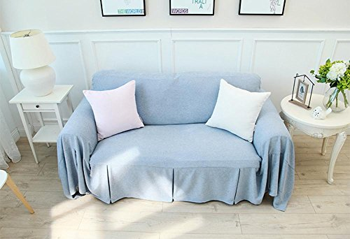 Z&HX Sand Release/Simple Modern Thicken Non-slip Sofa Towel/Bay Window Cushion,Carpet/Sofa Full Cover, 200180cm by Z&HX (Image #8)