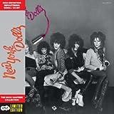 New York Dolls - Cardboard Sleeve - High-Definition CD Deluxe Vinyl Replica - IMPORT