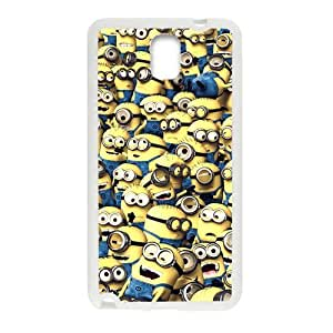 Happy Minions Para Dibujar Cell Phone Case for Samsung Galaxy Note3