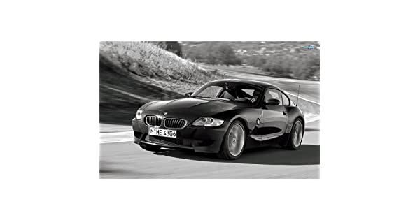 Amazon.com: Personalizada Cartel/papel pintado BMW Z4 Super ...