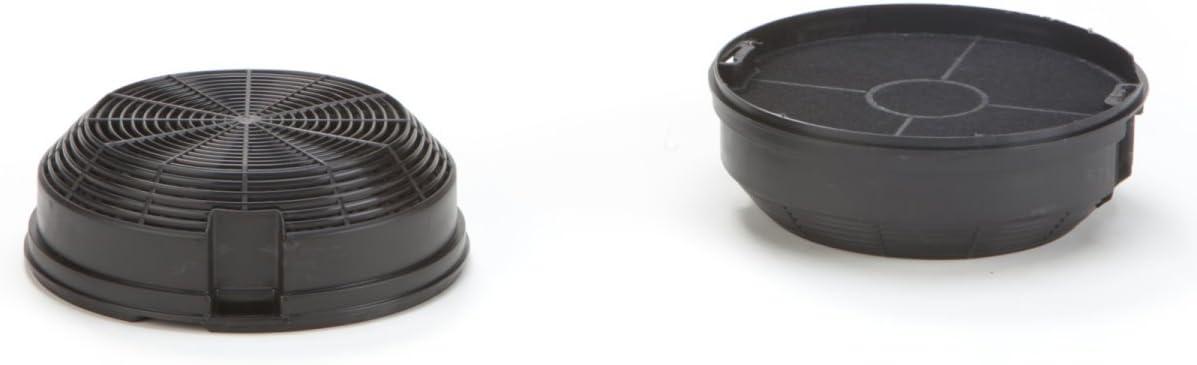 DREHFLEX - AK47 - filtro de carbón activado/filtro de carbón activado - apto para el Whirlpool Bauknecht - Elica - AMC023 - apto para 481248048212 sustituido 480122102341